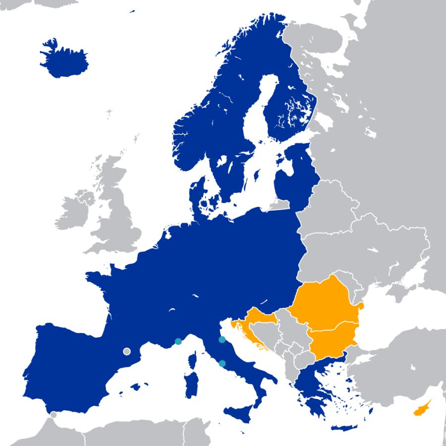 Seguro médico para viajar a Europa - Espacio Schengen